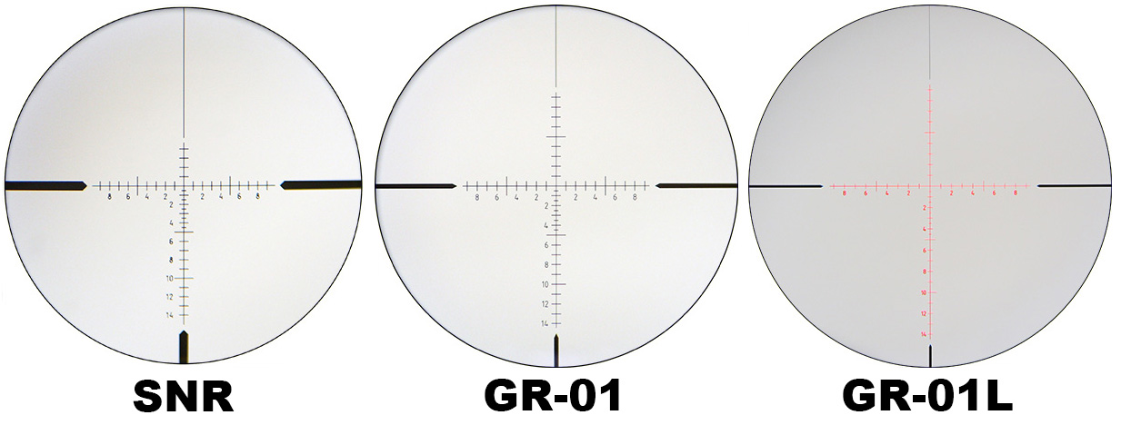 Gromov Reticles